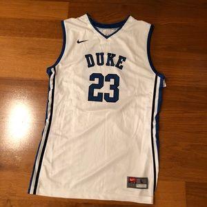 Nike Dri Fit Duke Jersey NWT